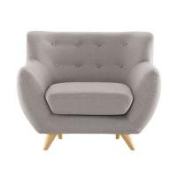 Sofa Celeste 1 Seat Grey