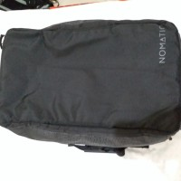 tas backpack NOMATIC original size 56x33cm mulus like new