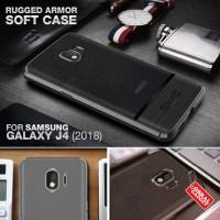 Soft Leather Case Samsung J4 2018 Softcase Gel Silicon Silikon Casing