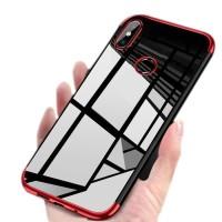 Xiaomi Redmi S2 Tpu Plating Soft Case Ultra Thin Silikon Cover Clear