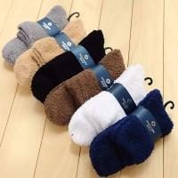 Kaos Kaki Musim Dingin Winter Socks Wol Warmer Warm Sleep Bed Floor