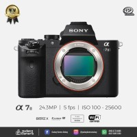 [NEW] Sony A7 Mark II Body Only @Gudang Kamera Malang