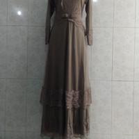 Baju gamis dari FHA boutique