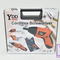 X-Power Cordless Screwdriver / Obeng Baterai Cas Bor Tangan