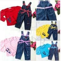 Baju Muslim Bayi Perempuan 10 - 15 Bulan (PMB891)