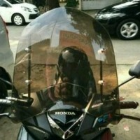 Windshield/Visor Mio Vario Scoppy Fino Matic Universal Nemo