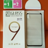 Tempered Glass Samsung S9 Plus / S9 / Note 8 Full Glue Curve