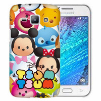 Casing Hp Tsum Tsum Disney Samsung Galaxy J1(2015) Custom Case