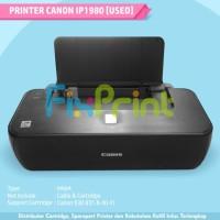 Jual Printer Bekas Canon IP1980 Murah