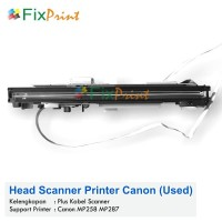 Head Scanner Unit Printer Canon MP258 / MP287 + Kabel Scanner