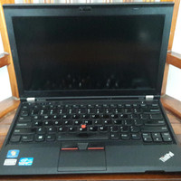 Ram 8GB|Hdd 320GB Lenovo ThinkPad X230 Core i5 Bonus Tas Laptop Baru