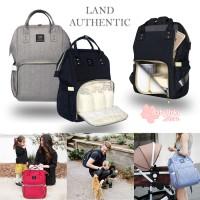 GROSIR Tas Bayi Land Premium / Backpack Wanita / Diapers Bag C36