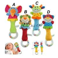 GROSIR Mainan Bayi Rattle Stick C39