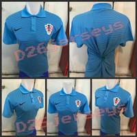 Polo Shirt Kroasia Piala Dunia World Cup 2018 OFFICIAL