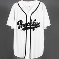 Harga Baju Baseball Brooklyn Hargano.com
