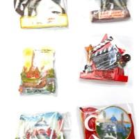 Souvenir magnet kulkas negara turki marmais turkiyee turkey