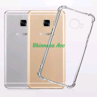Softcase Samsung Galaxy C5 Anti Crack Case Elegant