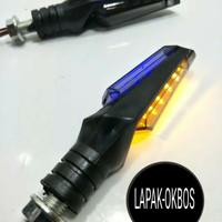 Lampu Sein Riting LED Ninja CBR Verza ER6 KLX CRF Motor Sport - Laki