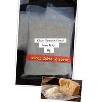 Keju Parmesan Grated /Cheese Parmesan Grated/Keju Parut IMPORT-500gram