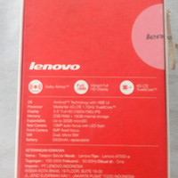 Lenovo a7000 special edition (second)