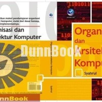 Jual Organisasi Dan Arsitektur Komputer Jakarta Pusat Dunn Shop Tokopedia