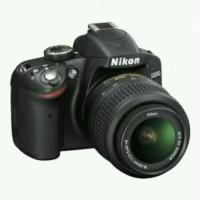 KAMERA NIKON D3200 KIT 18-55 VR II