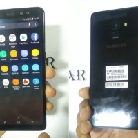 Jual Second Samsung Galaxy A8+ 2018