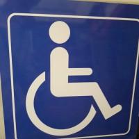 Jual Sign / Lambang Kursi Roda