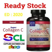 Neocell Super Collagen + C hair skin nails 250 tablets