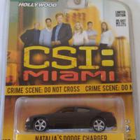 GREENLIGHT COLLECTION CSI:MIAMI NATALIA'S DODGE CHARGER LIMITED