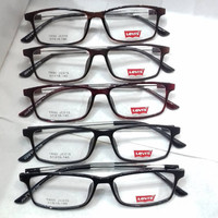 frame kacamata antiradiasi LEVIS 015 (frame lensa) 584154a64c