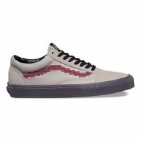 vans oldskool nintendo game over premium sepatu sneaker pria