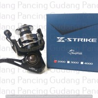 murah Reel Any Fish Z Strike 2000 distributor joran pancing shimano