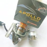 laris Reel Alpine Apollo 2000 distributor joran pancing shimano