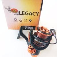 murah Reel Shine Legacy SL3000 distributor joran pancing shimano
