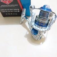 murah Reel Aiwa Blue Sky 2000 distributor joran pancing shimano