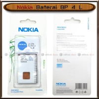 Baterai Nokia N97 E63 E71 BP4L BP-4L BP 4 L Original Batre Batrai HP