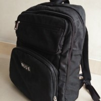 Tas backpack merk ELLE ori
