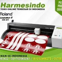 MESIN CUTTING STICKER ROLAND GS24 PRINTER PEMOTONG STIK DISKON