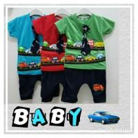 Termurah Pakaian Anak Laki Laki | Baju Setelan Anak Cowok | Baju Bayi
