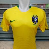 07181e2620f Jual Jersey Brazil Piala Dunia 2018 Terbaru - Harga Murah   Grosir ...