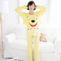 baju-tidur-piyama-pp-the-pooh-singlet+rompi