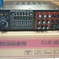 Harga power mixer 4 channel elsem usb sd dan | Hargalu.com