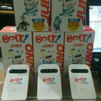 Jual Modem Bolt Bonus 32Gb - Aquila Slim - Putih [4G LTE] Murah