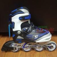 Sepatu Roda Inline Skate Anak Cool Slide CS1401 - Biru 49e9bf45c8