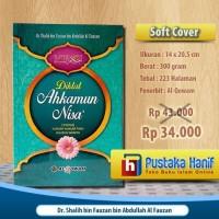Buku Diktat Ahkamun Nisa - Catatan Hukum Fikih Khusus Wanita