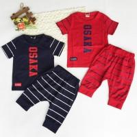 Harga baju set setelan kaos anak laki laki bayi balita premium bagus | Pembandingharga.com