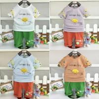 Harga baju setelan kaos anak laki perempuan bayi balita import bagus | Pembandingharga.com