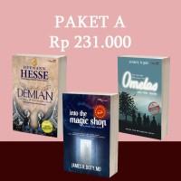 Paket A - Demian; Omelas; Into The Magic Shop