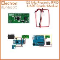 RDM6300 125 kHz Proximity RFID Arduino Reader Module UART